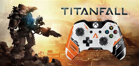 limited edition titanfall wireless controller for xbox one