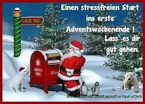 Grüße Zum 2 Advent Lustig : 217 besten advent bilder auf pinterest adventskalender ~ Haus.voiturepedia.club Haus und Dekorationen
