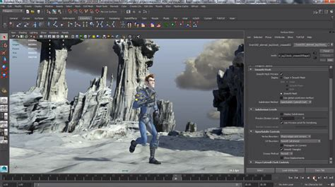 Complete List Of What's New In Maya 2015