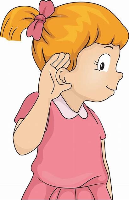 Listening Clipart Ears Ear Listen Autres Les