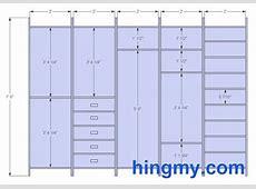 Designing a builtin Closet