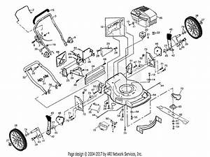 Poulan Pp500hk Mower Parts Diagram For Assembly