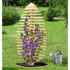 Pro Idee Garten : rankskulptur blatt rankhilfe f r pflanzen wirksamer ~ Watch28wear.com Haus und Dekorationen
