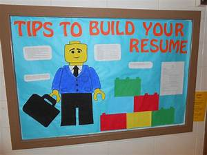 RA Bulletin Board, Lego, Resume Builder | Bulletin Boards ...