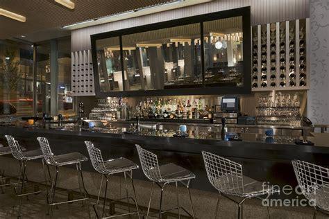 Modern Bar by Modern Bar Photograph By Robert Pisano
