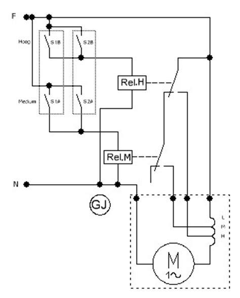 Motorloze Afzuigkap Aansluiten Op Mechanische Ventilatie by Circuits Forum Afzuiging Schakelen Met 2 Keuze