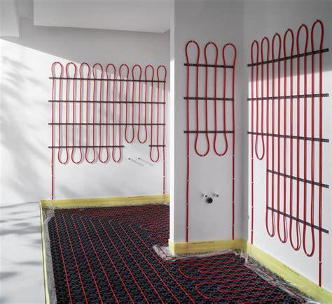 vloerverwarming badkamer douche wandverwarming van viega nieuws startpagina voor