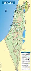 Advertising Watchdog Rules Israeli Tourist Brochure Map Was Not Misleading