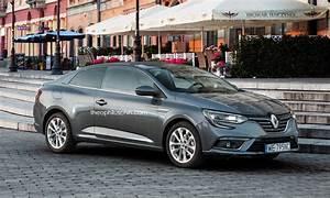 Renault Laguna 3 Coupe : 2017 renault megane coupe rendering has laguna coupe sleekness autoevolution ~ Medecine-chirurgie-esthetiques.com Avis de Voitures
