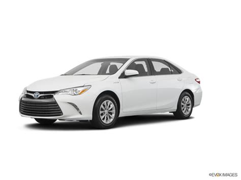 Toyota Camry Hybrid Backgrounds by 2017 Toyota Camry Hybrid Kelley Blue Book
