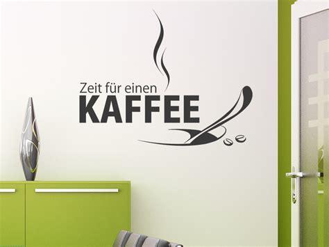 Wandtattoo Zeit Für Einen Kaffee Wandtattoode