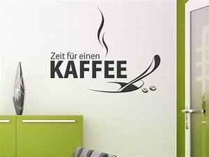 Tattoos Für Die Wand : wandtattoo zeit f r einen kaffee wandtattoo de ~ Orissabook.com Haus und Dekorationen