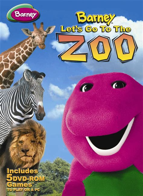 Directed by steve feldman, fred holmes, jim rowley. Barney: Let's Go to the Zoo - Microsoft Store