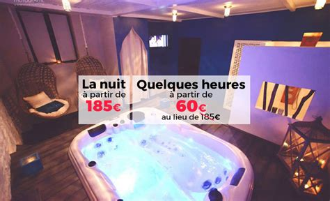 chambre privatif ile de utopia suite spa lille avec privatif