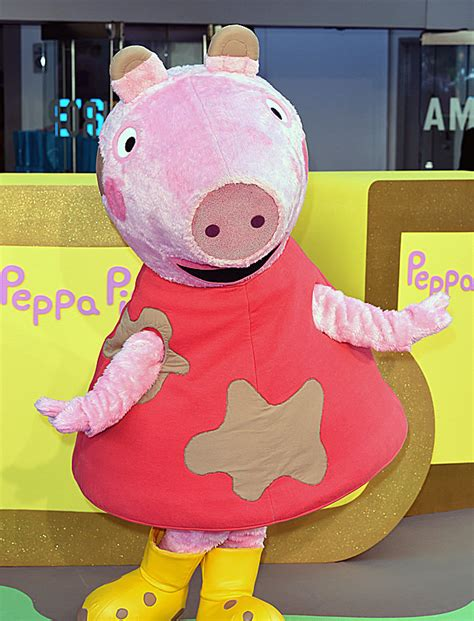 peppa pig cartoon fall caused ellie butlers death