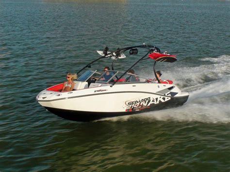 2011 Sea-doo 210 Wake Boat