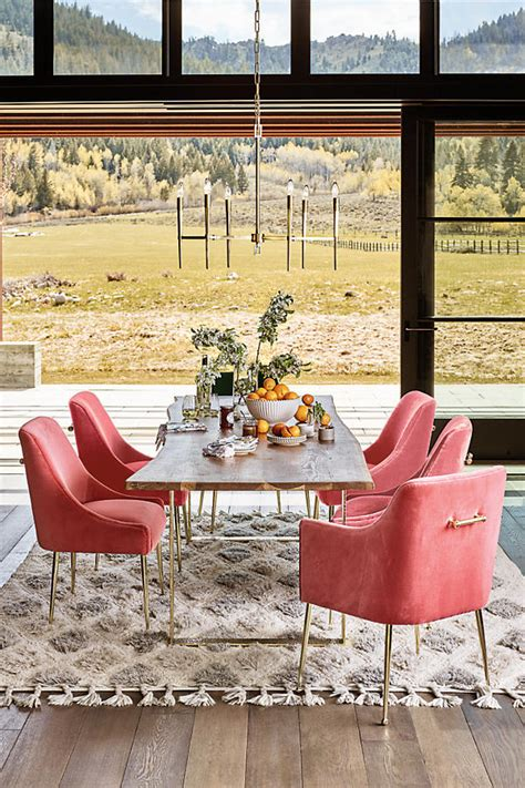 Daily Find  Anthropologie Smoked Oak Dining Table. Living Room Table Furniture. Accent Pillows For Living Room. Cheap Decorating Ideas Living Room. Black Accessories For Living Room. Living Room Trends. Living Room Valances Ideas. Living Room Console Table. Curtains For Large Living Room Windows