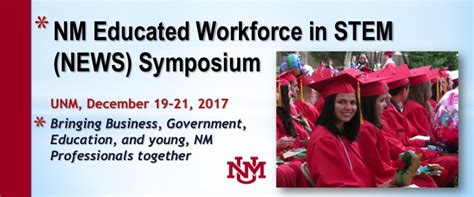 New Mexico Educated Workforce In Stem Symposium Aims To Reverse State's Brain Drain Unm Newsroom