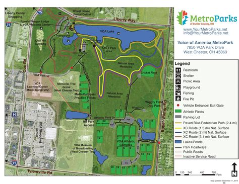 Voice Of America by Voice Of America Metroparks Of Butler County