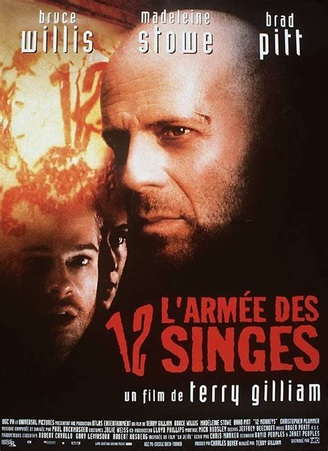 Resume 12 Monkeys by L Arm 233 E Des 12 Singes 12 Monkeys Bande Annonce Vid 233 O R 233 Sum 233 Photos Et Du