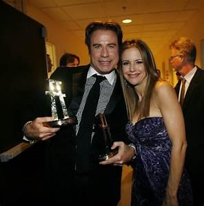 John Travolta And His Wife