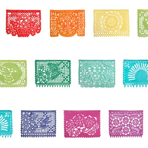 Holiday Kitchen Rugs by Papel Picado Spring Banner Medium Fair Trade Winds