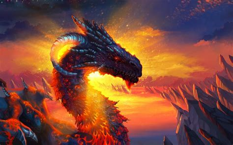fantasy art dragon wings dragon fan art illustration