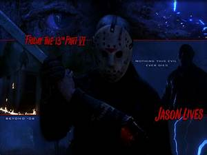 Friday the 13th: Jason Lives - Friday the 13th Wallpaper ...