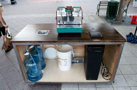 Mobile Espresso Cart And Equipment Rook Coffee Eatontown Nj Route 9 Dog Puns Pocket Reklama Kopen Twitter Java Venice