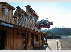 Ponderosa Cafe – where to eat in Hulett WY