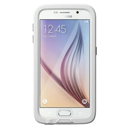 lifeproof samsung s6 white lifeproof fre samsung galaxy s6 white mobilezap