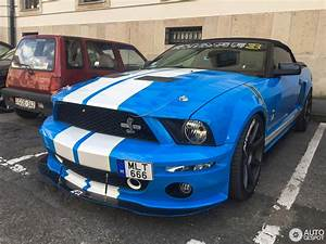 Ford Mustang Stage 3 AP Racing Shelby GT500 Convertible - 16 September 2018 - Autogespot