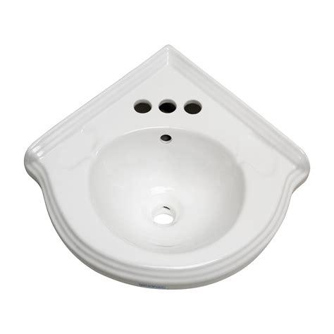 small wall mount bathroom sink corner wall mount small bathroom sink white ceramic