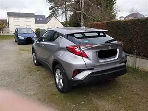 Toyota Chr Noir : notre chr dynamique essence gris platinium apres 800 km c hrteam comforum toyota c hr forum ~ Medecine-chirurgie-esthetiques.com Avis de Voitures