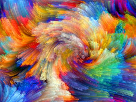 42+ Stunning Abstract 4K Wallpapers To Beautify Desktop