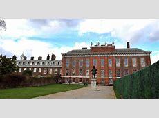 Royal Residences Kensington Palace The Royal Family