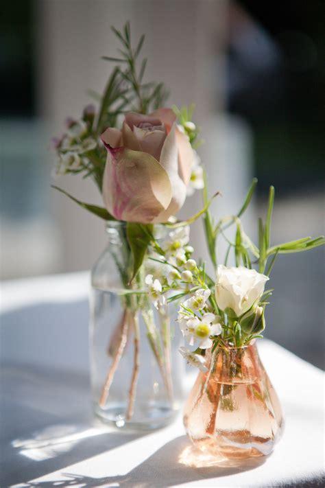 flowers  vintage glass jars vintage wedding  didsbury