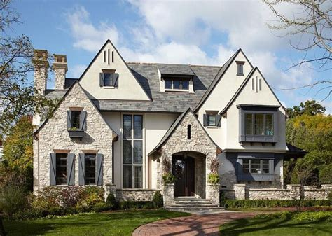 Stucco & Stone  Traditional  Exterior  Chicago  By