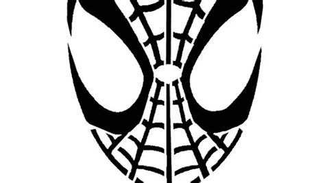 spiderman stencil image graphic picture photo