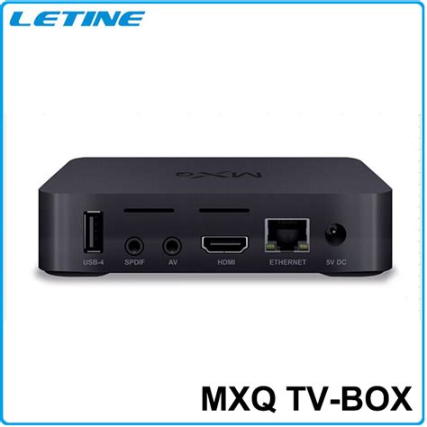 android tv box ce mxq android tv box amlogic tv box 4