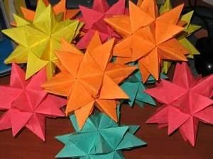 Sterne Aus Papier Falten : best 20 sterne aus papier ideas on pinterest sterne basteln aus papier weihnachtssterne aus ~ Buech-reservation.com Haus und Dekorationen