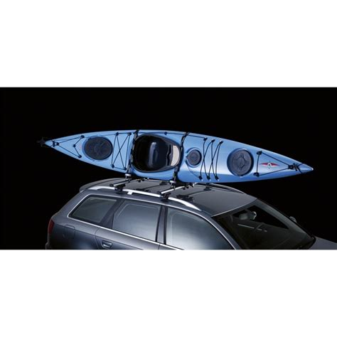 Porte Kayak Voiture by Porte Kayak Hull A Port Pro Thule 837 Norauto Fr