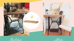 Coiffeuse Meuble Ikea : coiffeuse vintage ~ Teatrodelosmanantiales.com Idées de Décoration