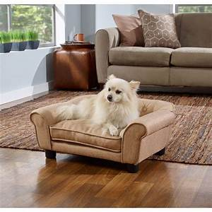 raised dog bed elevated sofa beds for dogs small pet With dog couches for small dogs