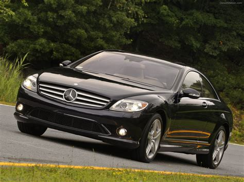 2009 Mercedes Benz Cl550 4matic Exotic Car Photo 11 Of 26