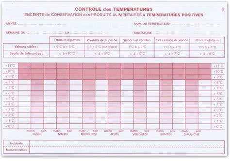 temperature chambre froide destockage noz industrie alimentaire