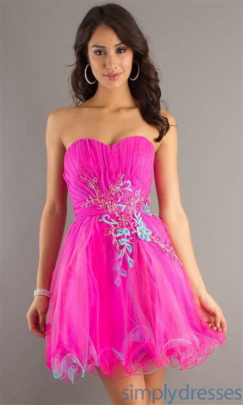 pink formal dresses  juniors