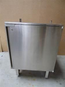 Rieber kuchen korpus gastro unterschrank v2a for Küchen korpus