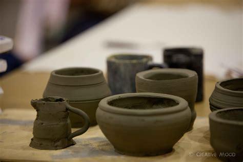 vasi in argilla realizzare un vaso in ceramica con argilla fai da te