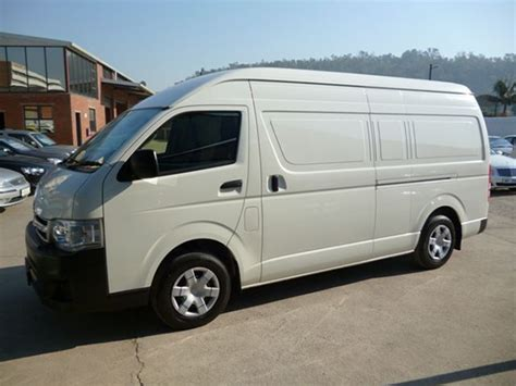 Different Types Of Panel Vans